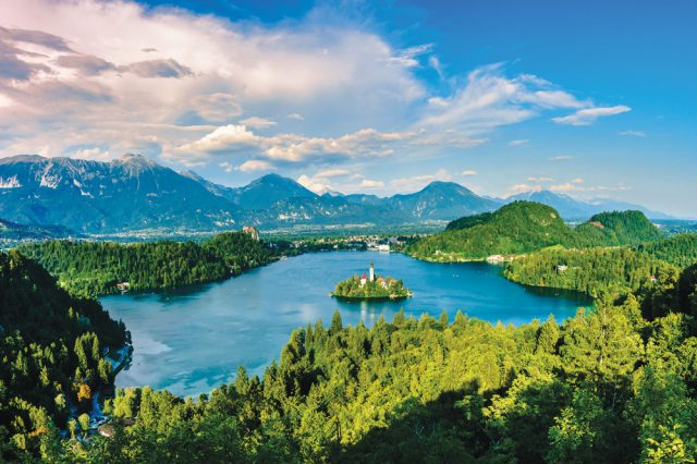 Britannia Tours is travelling to Slovenia again!