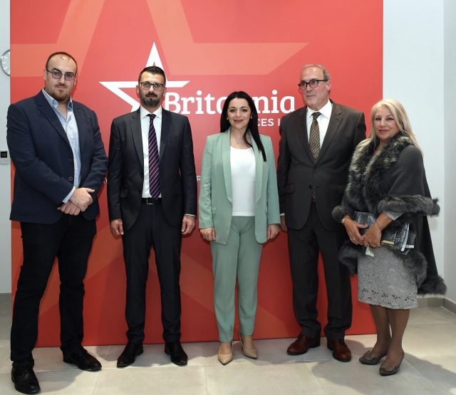 Britannia Services Ltd inaugurates a NEW HEAD OFFICE in Hamrun
